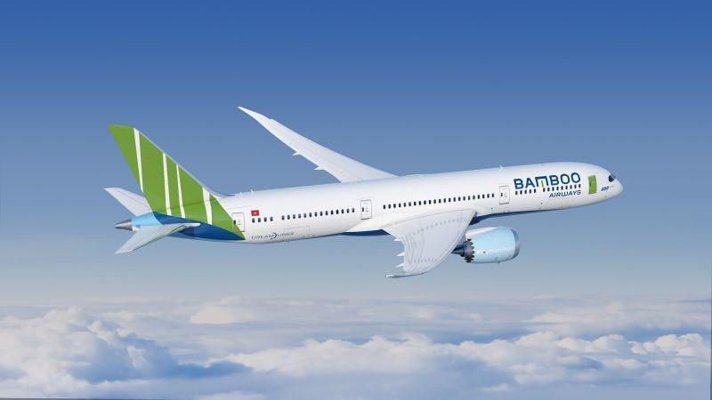 Giấy tờ khi đi máy bay Bamboo